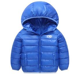$enCountryForm.capitalKeyWord Australia - 2019 autumn and winter new children's cotton coat boys and girls warm cotton jacket light hooded cotton clothes