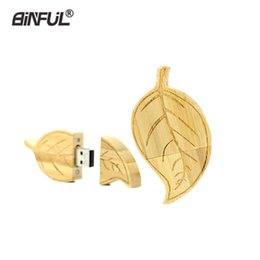 flash drive memory pen drives NZ - Leaf Usb Flash Wood Pen Drive 64gb Tree 8gb 16gb 32gb 4gb Pendrive Memory Stick Pendrives U Disk