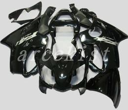 Custom Body Honda Cbr Australia - 3Gifts New Injection ABS bike Fairing kits Fit for HONDA CBR 600 F4i fairings 2001 2002 2003 CBR600 FS F4i body 01 02 03 custom black