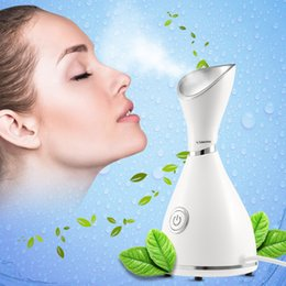 steamer beauty NZ - Nano Ionic Facial Steamer Face Sprayer Beauty Instrument Face Massage tools
