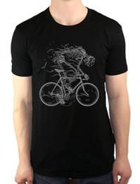 $enCountryForm.capitalKeyWord Australia - t shirt Skeleton Cycling Bicycle Bone bikes Fixie Men Cotton Casual Cool Short Sleeve Tops T-Shirt