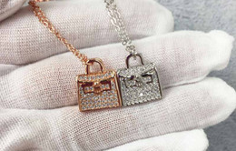 $enCountryForm.capitalKeyWord NZ - Luxury Top Quality H Necklace Bag Letter Necklaces For Men Women Silver Gold Necklace Best Gift Jewelry Brand Designer Couple Gift 02