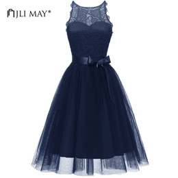 $enCountryForm.capitalKeyWord Australia - Jli May Lace Tutu Party Dress Women Clothes 3 Layers Mesh Halter Sleeveless Ball Gown Tulle Sundress Evening Wedding Elegant J190621