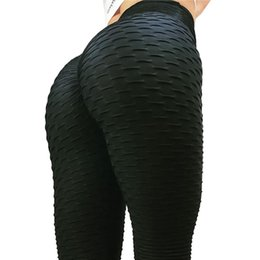 $enCountryForm.capitalKeyWord UK - New Solid Sexy Push Up Leggings Women Fitness Clothing High Waist Pants Female Workout Breathable Skinny Black Leggings