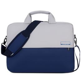 $enCountryForm.capitalKeyWord UK - New 13 14 15 inch laptop bag computer bags handbag 4 colors shoulder bag Business bag for women and men outdoor sports bags
