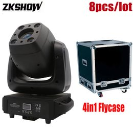 $enCountryForm.capitalKeyWord Australia - 100W Spot 4*10W Wash Moving Head Licht DMX512 Stage Light Projector Luces DJ Disco Party Music Lighting Effect Cabeza Movil Luci Discoteca