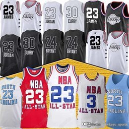 BasketBall jersey star online shopping - All Jersey star MJ Kobe Jersey Bryant retro basketball Jerseys men top quality