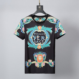 c24a16057 IndIan skulls t shIrts online shopping - 2019 American stamp tide brand men  s leisure Street