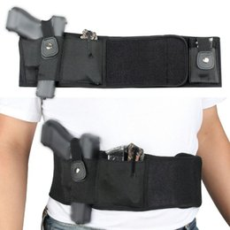 left handed guns Australia - 2019 New multi-functional tactical waistband, left and right hand invisible gun belt, diving material and breathable belt