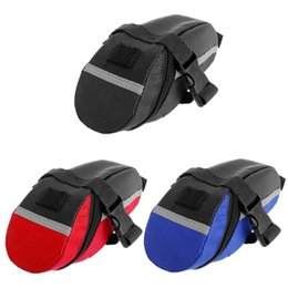 abcc52738b6 Outdoor Waterproof Cycling Mountain Bike Back Seat Rear Bag Portable Bike  Saddle Bag MTB Front Tube Bicycle Tool Bags Tail Pouch