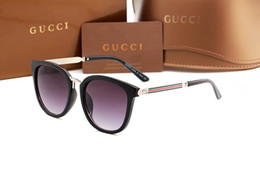 $enCountryForm.capitalKeyWord UK - 0GUCCI High Quality Women Sunglasses Luxury Fashion Summer Sun Glasses Women's Vintage Sunglass Goggles Eyeglasses