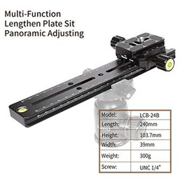 Camera Rail Dolly Australia - Track Dolly Slider Focus Rail Clamp Quick Release Plate for Camera