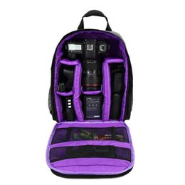 Dslr Cameras Bags Australia - 1Pc Outdoor Hiking Sport Backpack Multi-functional Waterproof DSLR Camera Holder for Photographers Universal Outdoor Bag