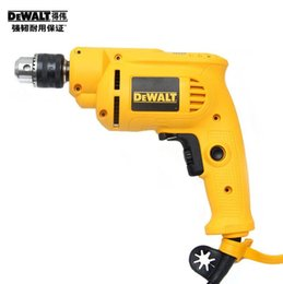 $enCountryForm.capitalKeyWord Australia - DEWALT DWD012 10MM Drill Small Drill Hand Electric Drill Toaster Car Film Control Heat Heater Cordless Jig Saw Tool Kit