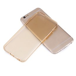 Baseus Cases Australia - Baseus Ultrathin TPU Material Transparent Back Cover Case for iPhone 6 - 4.7 inches