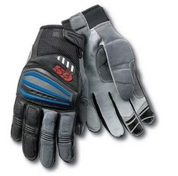 $enCountryForm.capitalKeyWord Australia - Motorcycle Rally GS Gloves FOR BMW GS1200 GS Cycling Orange Blue Leather Gloves