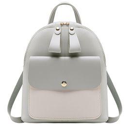 $enCountryForm.capitalKeyWord Australia - Hotsales Multi Ways Vest Women Stylish Change Purse Shoulder Cross body Bags Backpacks Flap Mini Girls Ladies Love Popualr Trend Style Bag
