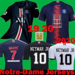 a1c1f4f07 Thai shirTs online shopping - thai Soccer Jerseys PSG Notre Dame Mbappe  CAVANI Draxler BUFFON Maillots