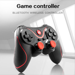 $enCountryForm.capitalKeyWord NZ - T3 Wireless Bluetooth Gamepad Joystick Game Controller For Android Smart Cell Phone For PC Laptop Gaming Remote Control with Mobile Holder