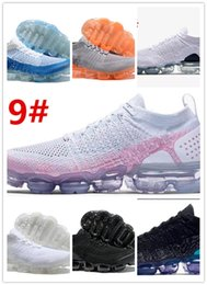 Discount royal blue ladies shoes - 2018 New high quality new WHITE Mens Designer Running Shoes for Men Casual Trainers Women Sports Sneakers Lady trainers