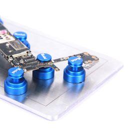 circuit board repair tools 2019 - Universal Magnetic PCB Holder Circuit Board Motherboard Fixture Clamp for Cell Phone Rework Repair Mobile Mainboard Fix
