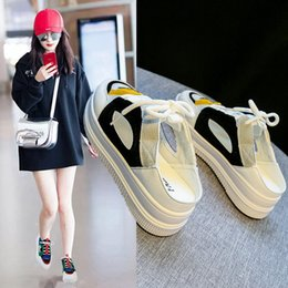 $enCountryForm.capitalKeyWord Australia - Spring and Summer 2019 New Korean Version Baitao Fashion Thicksoled Halfslippers Home Leisure Sports Shoes Sandals and Slippers