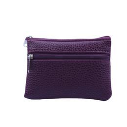 $enCountryForm.capitalKeyWord UK - Pu Leather Coin Purses Women's Small Change Money Bags Pocket Wallets Key Holder Case Mini Functional Pouch Zipper Card Wallet