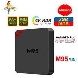 Media Player Australia - Original M95 MINI 1GB 8GB 2GB 16GB Android 7.1 TV Box Allwinner H3 Quad Core better X96 MINI TX3 MINI Amlogic S905W Media Player
