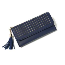 $enCountryForm.capitalKeyWord UK - Simple Riveted Wallet Envelope Mobile Pack Ladies carry bags Slant handbag Lady's handbag Multifunctional Mobile Pack
