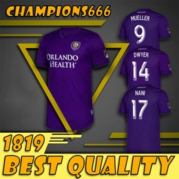 $enCountryForm.capitalKeyWord Australia - 2019 2020 ORLANDO CITY NANI 17 MUELLER 9 COLMAN 10 maillot de foot soccer jersey football shirt kit camiseta futbol maillot de foot