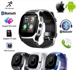 Facebook For Android Australia - T8 Bluetooth Smart Watch Support SIM TF Card with 0.3MP Camera Music Player Facebook Smartwatch Sports Watch for Android