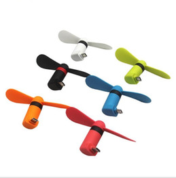 $enCountryForm.capitalKeyWord Australia - Mini Cool Micro USB Fan Mobile Phone USB Gadget Fan Tester Cell phone