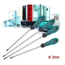 Straight Screwdriver online shopping - Multipurpose Screwdriver Electrician Insulated PP Handle Screwdriver Repairing Opening Tool Cross Straight Type Screw Driver
