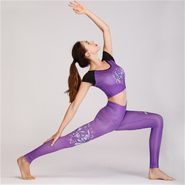 $enCountryForm.capitalKeyWord Australia - New Women's Yoga Outdoor Sports Running Sweater Jacket And Yoga Pants Set Fitness Suit Body Shapewear Women's Shapesuits