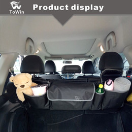 $enCountryForm.capitalKeyWord Australia - Wholesale Foldable Auto Interior Accessories Durable Big Capacity Storage Box Car Back Seat Trunk Organizer Storage Stowing Tidying Bag