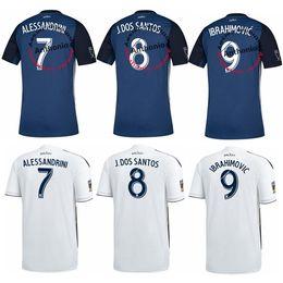 4744d601f 2019 LA GALAXY ZLATAN IBRAHIMOVIC G DOS SANTOS GERRARD MAILLOT DE FOOT  SURVETEMENT thai quality soccer jerseys thailand football jerseys
