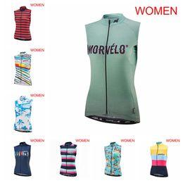 $enCountryForm.capitalKeyWord Australia - Explosion trend hot sale Morvelo team Cycling Sleeveless jersey Vest women summer Breathable Quick drying Slim fit Leisure T-shirt X62627
