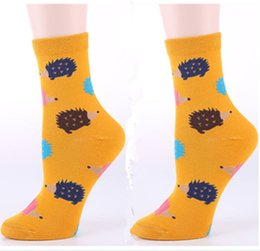 $enCountryForm.capitalKeyWord Canada - Kawaii Girl Socks Christmas Gift New Fashion Animal Women Socks Cartoon Socks for Korean Christmas Gift Yellow White Red Pink Grey