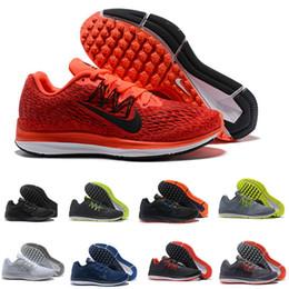 Nike Air Zoom Vomero 12 Zapatillas ligeras ZOOM WINFLO V5 para hombre Pegasus 5 Zoom Zapatillas Vomero Classic para mujer Zapatillas deportivas MINT ligeras Zapatillas deportivas en venta