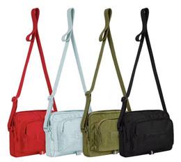 $enCountryForm.capitalKeyWord Australia - Designer shoulder Bag 19ss 3M 46th Sup Unisex Fanny Pack Fashion Waist Men Canvas black brown Belt Bag Men Messenger Bags Shoulder Bags