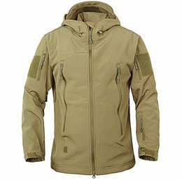 Chinese  Army Camouflage Coat Military Jacket Waterproof Windbreaker Raincoat Hunt Clothes Army Men Outerwear Jackets And Coats manufacturers