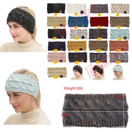 37c31161306 Ear muffs for adults online shopping - 21 different colors Knitted Crochet  headband autumn winter new