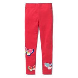 $enCountryForm.capitalKeyWord Australia - Girls Pants Strawberry Print Children Trousers Kids Leggings For Girls Clothes Brand Cotton Baby Girls Legging Fille