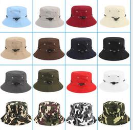$enCountryForm.capitalKeyWord Australia - 20 style Summer Men's Fisherman Hat Men's And Women's Light Outdoor Folding Sun-shading Basin Hat Travel Cap dc362