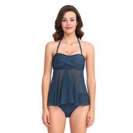 Women Suits Australia - High Quality Bikini Bikinis 2019 Swimsuit Swimwear Women Bikini Set Push Up Bathing Suit Women's Swimming Swimsuits DS18 Blue