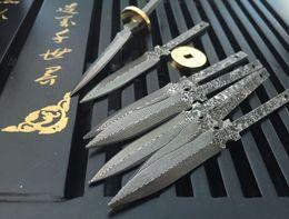 $enCountryForm.capitalKeyWord NZ - Top Quality DIY VG10 Damascus Steel Tea Knifes' Blades, only knives' blades, no handles, Not Sharp