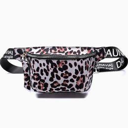 Leopard Bag Pack Australia - good quality Waist Bag Leopard Pu Leather Women Designer Fanny Pack Fashion Belt Bag Coin Pack Purse Female Mini Messenger Chest Bag