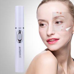 Nuevo dispositivo de tratamiento con láser láser azul terapia de luz suave cicatriz suave espinilla dispositivo de tratamiento de eliminación de arrugas belleza cuidado de la piel herramientas en venta