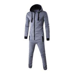 Mens hareM overalls online shopping - Autumn Male Hip Hop Jumpsuit Pants Harajuku Gothic Rompers Spring Mens Harem Cargo Overalls Hip Hop Casual Bibs Pants