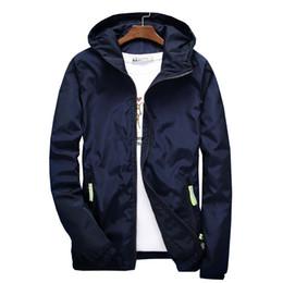 $enCountryForm.capitalKeyWord Australia - Plus Size 6XL 7XL Casual Bomber Jacket Men Women Spring Autumn Young Hip Hop Windbreaker Jacket Zipper Thin Hooded Coat Outwear